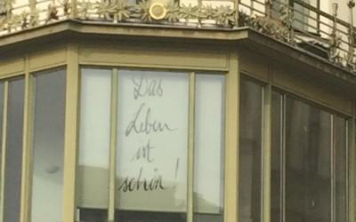 Wien, Wien nur Du allein … Tag 1