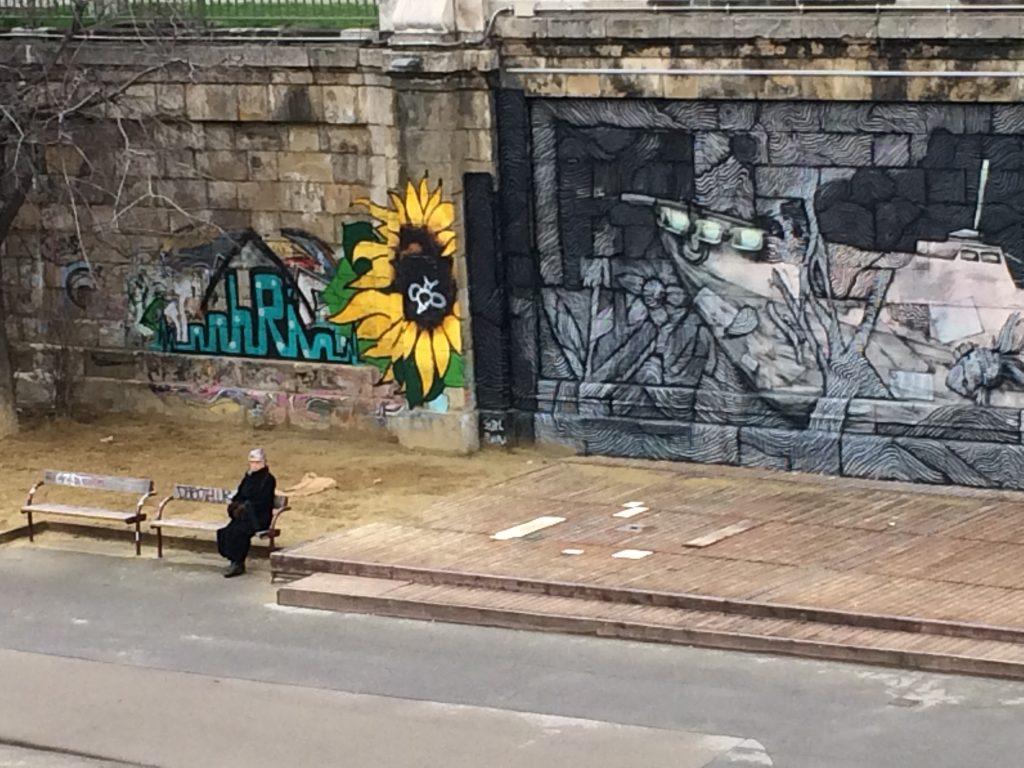 Idylle, auch Wien