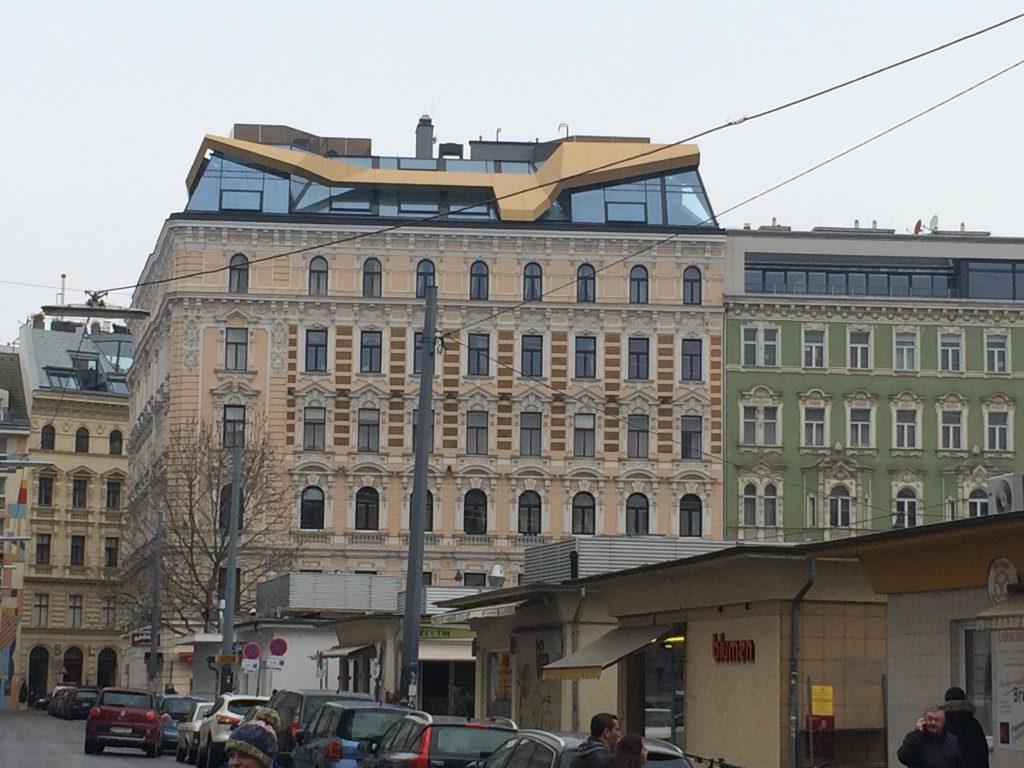 das moderne Wien