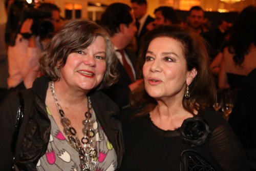 Hannelore Elsner und Ilse Biberti